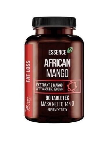 African Mango 1200mg 90 tab.