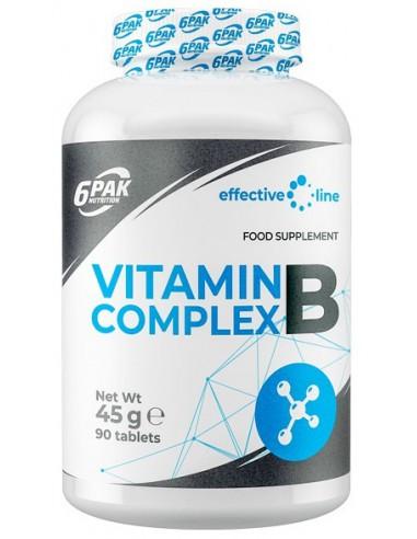 Vitamin B Complex 90 tab.